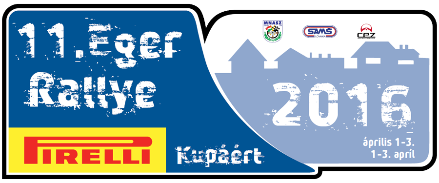 eger rally térkép Eger Rallye 2016 eger rally térkép